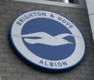 home of Brighton and Hove Albion