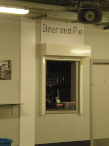 Beer and Pie