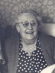 Edith Maud W Cleeve