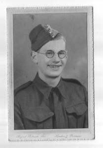 Gordon Charles Dinnis, March 1943