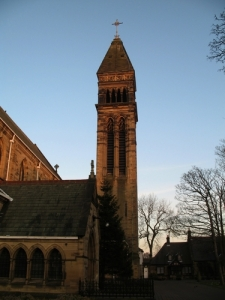 St Georges Church, Newcastle