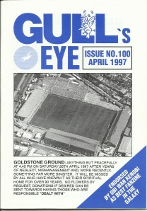 Fanzine on the day