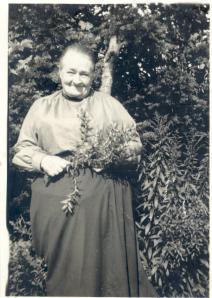 Annie's mother - Agnes Maffey