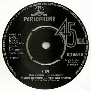 simon-dupree-and-the-big-sound-kites-parlophone