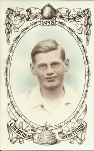 Gordon Charles Dinnis 1938