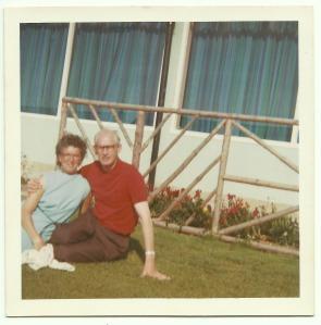 Mum and Dad at brackleshambay