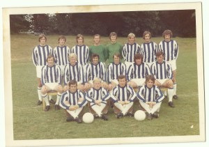 Brighton and Hove Albion around 1972