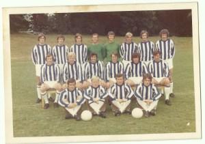Brighton and Hove Albion around 1972