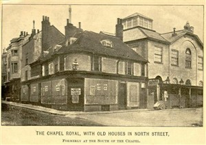 Brighton Chapel Royal