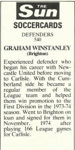 G. Winstanley back