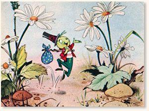 Gregory Grasshopper