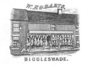 W. Robarts, Biggleswade