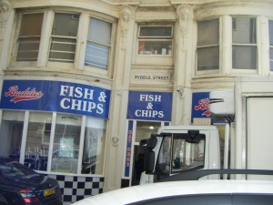 Fish & Chips in Middle Street
