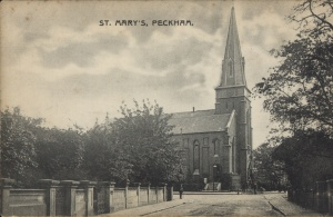 St Marys Church, Peckham