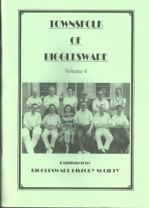 Townsfolk of Biggleswade Volume 4, published by Biggleswade History Society