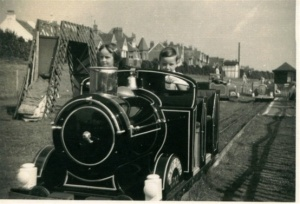 Photograph copied from the 'my brighton and hove' site.