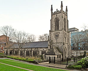 St John the Evangelist, Leeds Yorkshire