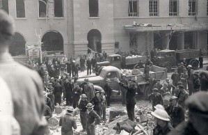 28 June 1944 Acre Lane in Brixton was hit by a 'doodlebug' flying bomb. There were 72 fatalities.