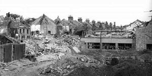 Ellerslie Square, Brixton 1944