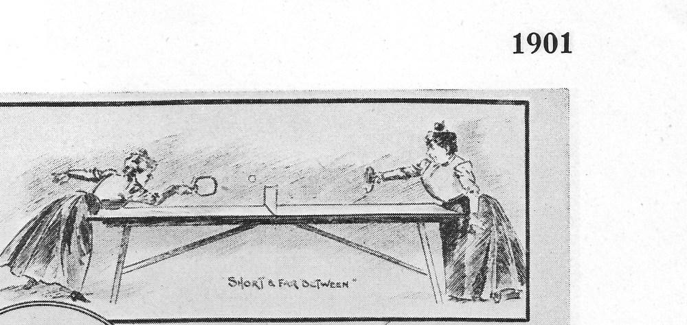 Table Tennis v Ping Pong (3/6)