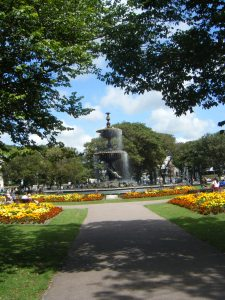 Old Steine fountain 5
