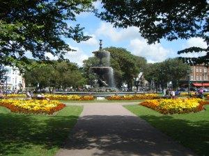 Old Steine fountain 2