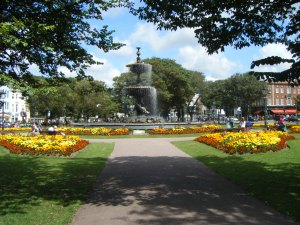 Old Steine fountain 7