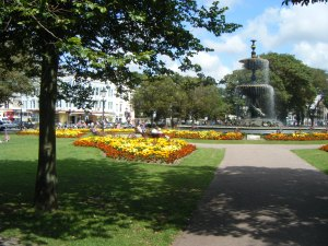 Old Steine fountain 4