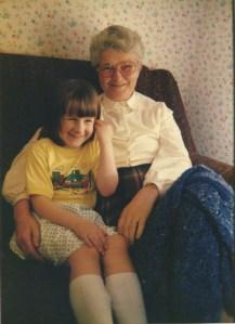 mum and emma