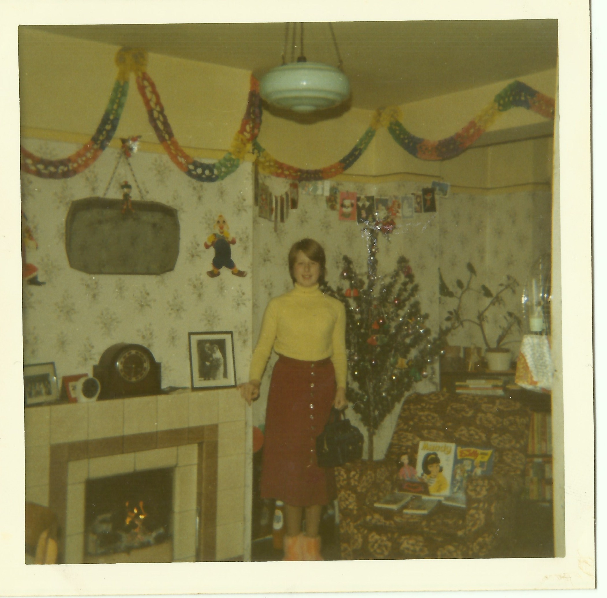 Christmas 1970s Style Meeting My Family