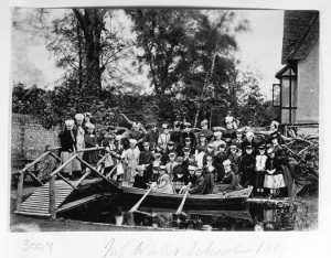 1869 Pupils and Teachers of the Misses White's Ladies School