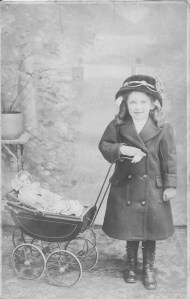 Dora Doswell aged 5 12 April 1913