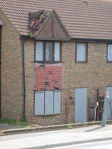 Jackie's damaged house 002