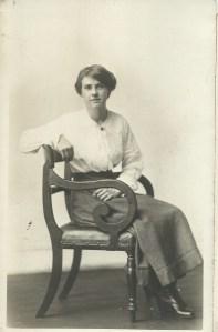 Grace Cleeve 1918