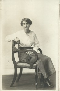 Grace Cleeve 1918