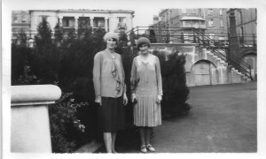 27 Sept 1931 Brighton Annie and Olive Cleeve