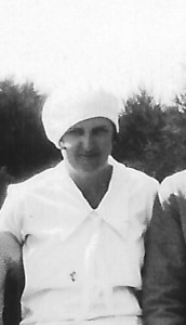 August 1930 Brighton Dora Doswell