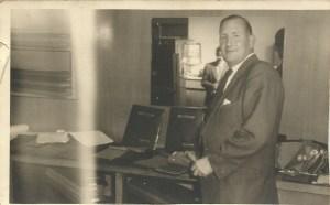 Jack Douglas Dinnis working at Hepworths