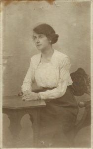 December 1920 Grace Cleeve