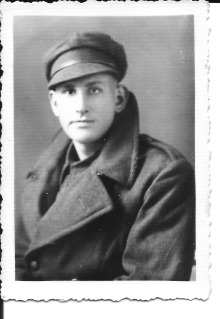 Jack Douglas Dinnis March 1943