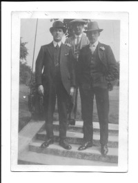 Joseph T. Dinnis, Ernest Doswell, Frederick Ashbolt