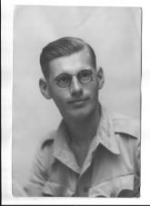 Gordon Dinnis Rome August 1944