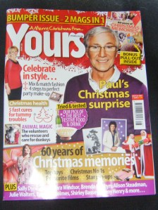 Yours magazine Issue 233 December 2015