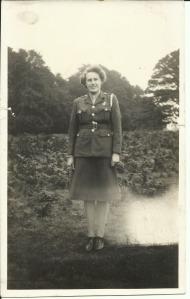 Lance Corporal Nancy Dora Dinnis