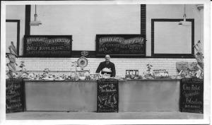Joseph Taylor Dinnis Fishmonger
