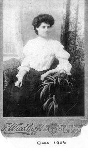 1906 Cora Annie Amelia Dinnis
