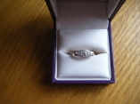 mums engagement ring