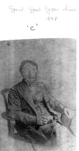 John Dinnis 1888