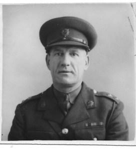 Joseph Taylor Dinnis during WW2