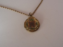 Nannie locket